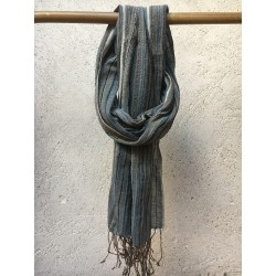 Scarf Coton Organic - Grise