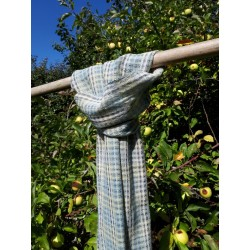 Echarpe Coton Organic - Grise
