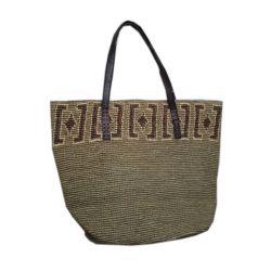 Bag raffia Boho style