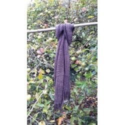 Echarpe Coton Organic - Violet