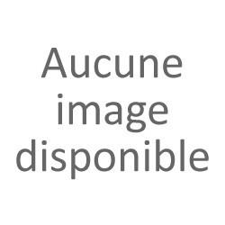 Sac Raphia Élégant billes en zebu colorées